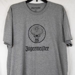 Jagermeister Deer Head SS T-Shirt XL